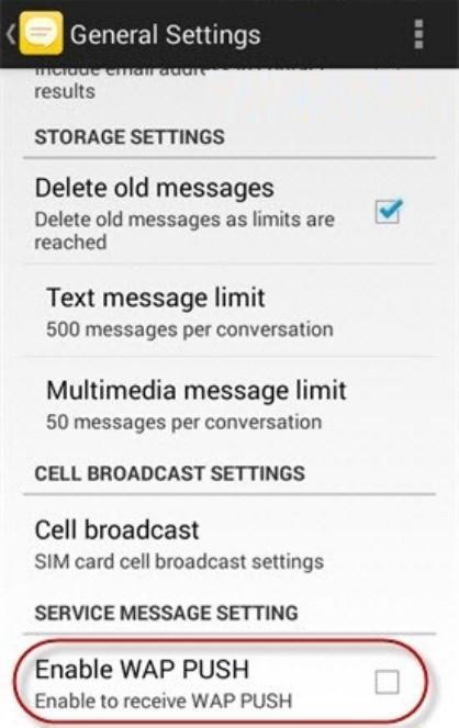 Unknown sender что это за sms